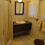 bathroom of room nr 1