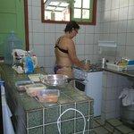 Cozinhando o próprio alimento