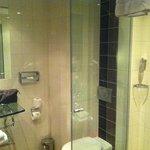 il bagno all'interno