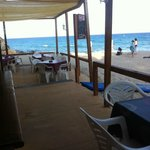 Nice wiew from Chiringuito Cala Cap