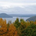 View from the Quabbin