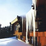 We love our winter icicles!