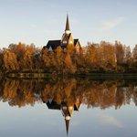 September brings the beautiful colours of Ruska