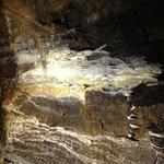 Inside Blue John Cavern
