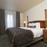 Plenity of room in our King Bedded Suites
