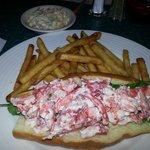 Season's Grille Lobster Roll