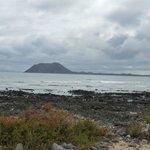 isla de lobos desde fuerteventura