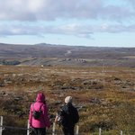 our cottages from Thingvellir Visitor Centre, 6km away
