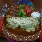 Patas EXCELLENT Denver Burrito!