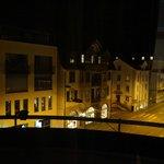 Night room view