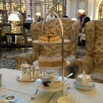 This is the correct afternoon tea image, not the other one taken at Liberty (don't know how to r