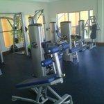 Hotel Pegasus Gym