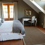 Family Deluxe Suite main bedroom