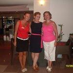 nathalie(fram)+Katharina et moi!