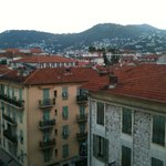 Rooftops in Nice