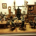 Miniature Carvings for Dollhouse