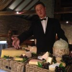 The Wonderful Man with all the cheeses