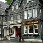 Pont-y-Pair Hotel, Betws-y-Coed
