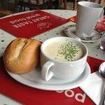 Bild från Cafe Beag