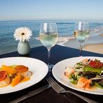 Beachfront Dining in Laguna Beach