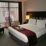Stylish and comfortable room