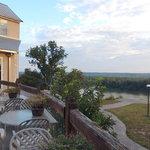 Bistro/river view