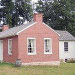 George Caleb Bingham home in Arrow Rock, near Rocheport