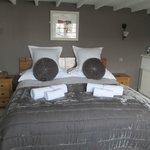 Huge Bed..