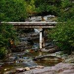 Iceburg lake trail
