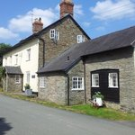 The Coach House in Norbury, Bishops Castle