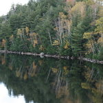 Fall Foliage Scenery in Maine 2013