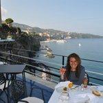 Terrace - Breakfast