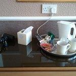 tea/coffee making facilities