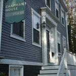 Chapman House, street view