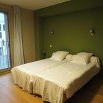 chambre 2 lits jumeaux