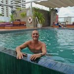 The pool @ Galleria 10 (Floor 8)