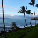 View from lanai on #202
