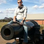 11 Inch fireable smooth bore cannon