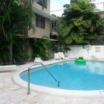 pool at the Granada