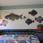 "the new ""Fish Wall"""