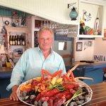 "Mark's  ""Platter  O' Seafood"