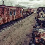 decaying trains