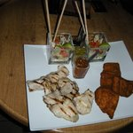 Tuna and Wahoo Feast