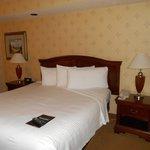 Inside room-Bed