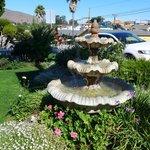 Nice fountain