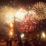 Every Friday fireworks ocean glen