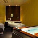 Wellness room - massage and bath