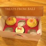 Yum delicious cupcakes