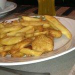 Children's Fish bites and Chips