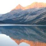 Beautiful Bow Lake